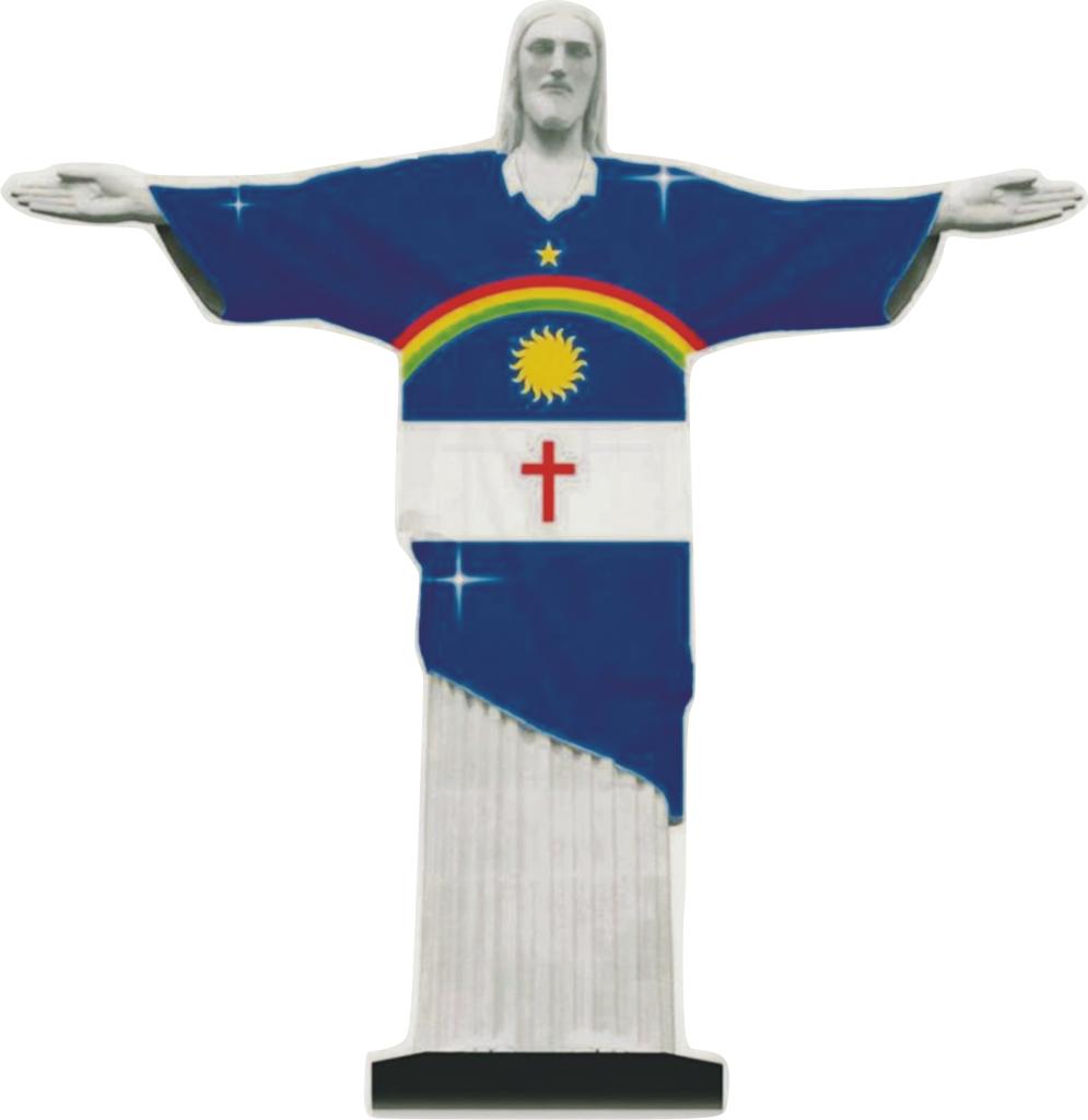Cristo Bandeira PE